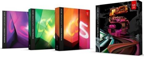Adobe Creative Suite 55